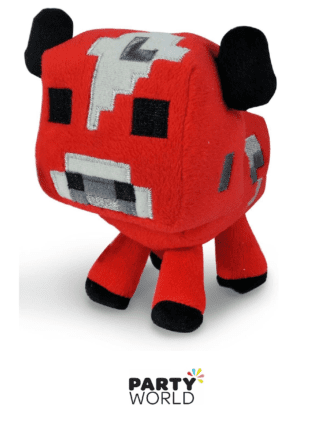minecraft mooshroom plush toy