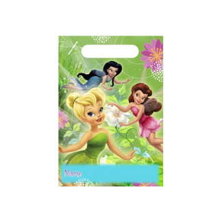 Tinkerbell Loot Bags (8)