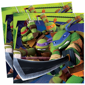 Teenage Mutant Ninja Turtles Luncheon Napkins (16)