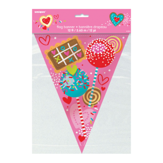 Sweets Flag Banner (12foot)