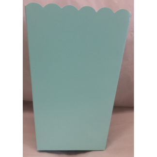 Scalloped Edge Treat Boxes - Baby Blue (8)