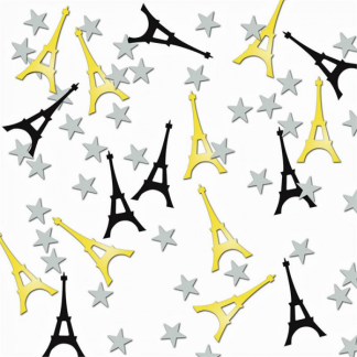 Eiffel Tower Confetti