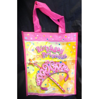 Birthday Princess Tote Yellow Bag (8)
