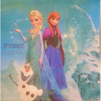 Frozen Luncheon Napkins (10)