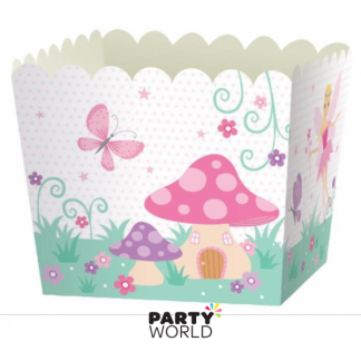 Fairy Garden Mini Party Treat Boxes (8)