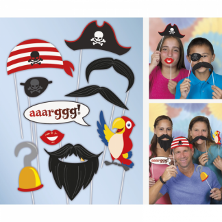 Pirate Photo Props Pack (10)