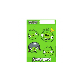 Angry Birds Loot Bags (8)