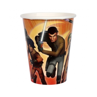 Star Wars Paper Cups (8)