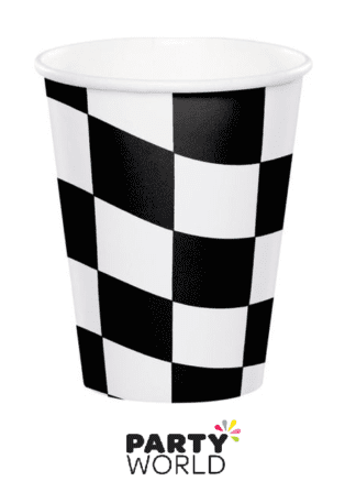racing check cups