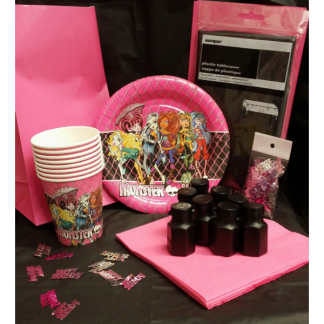 Monster High - Party Pack (8)