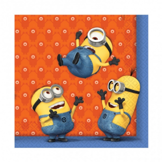Minion Made - Luncheon Napkins (10)