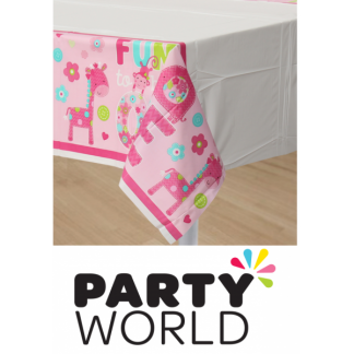 One Wild Girl Table Cover