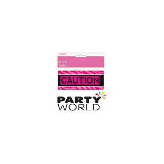 Bachelorette Party Zone Caution Tape