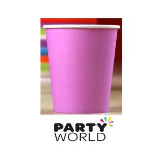 Lilac Paper Cups (20)