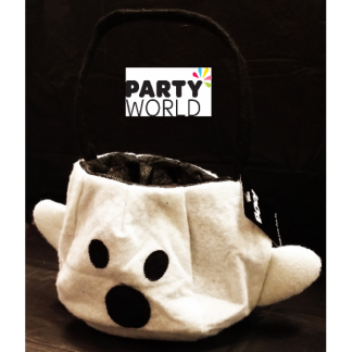 Ghoul / Ghost Felt Halloween Bag