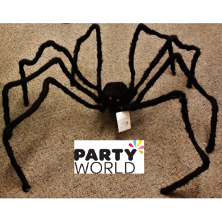 Giant Bendable Halloween Spider