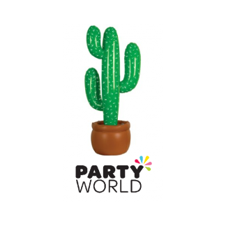Inflatable Cactus Party Accessory