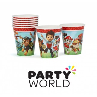 Paw Patrol Paper Cups (8)