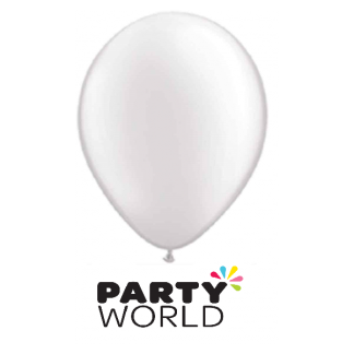 Decorator White 30cm Balloons (100)