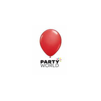 Decorator Strawberry Red 30cm Balloons (100)