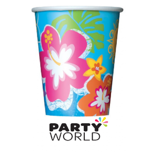 Beach Party Cups (8)