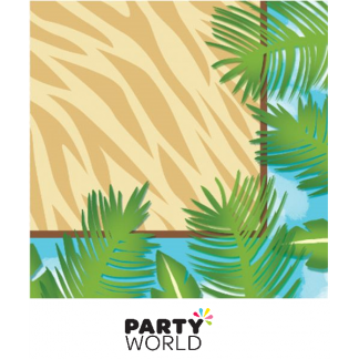 Safari Adventure Beverage Napkins (16)