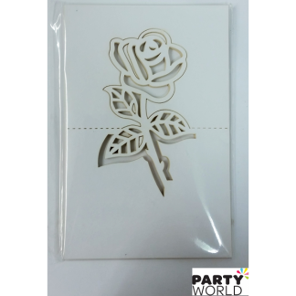 Rose Place Cards (12)