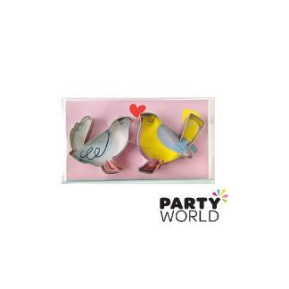 Love Birds Cookie Cutters (2pk)
