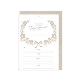 Engagement Invitations (16pk)