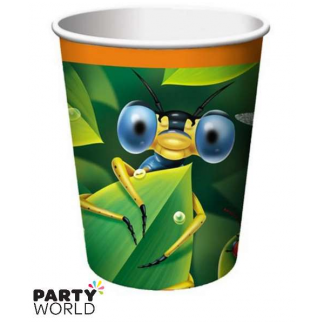 Bug Eyed Paper Cups (8pk)