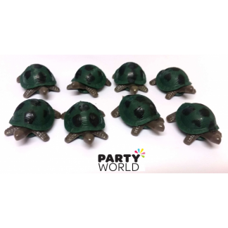 Mini Plastic Turtles (8pk)