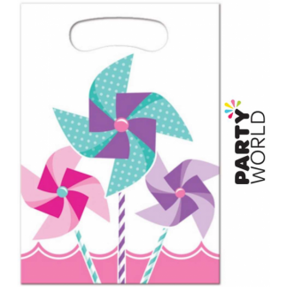 Turning One Girl Loot Bags (8pk)
