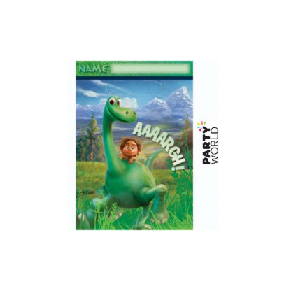 The Good Dinosaur Loot Bags (8pk)
