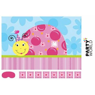 Lil' Lady Ladybug Party Game