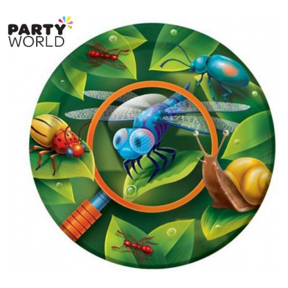 Bug Eyed Paper Plates 7in (8pk)