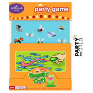 Buggin Out Party Game