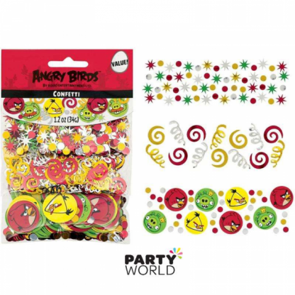 Angry Birds Confetti Value Pack (34g)