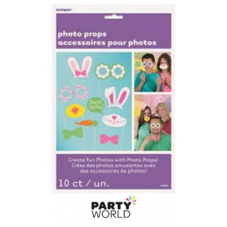 Easter Photo Props (10pc)