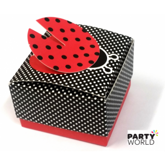 Lady Bug Gift Box (8pk)