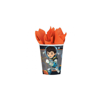 Disney Tomorrowland Paper Cups (8)