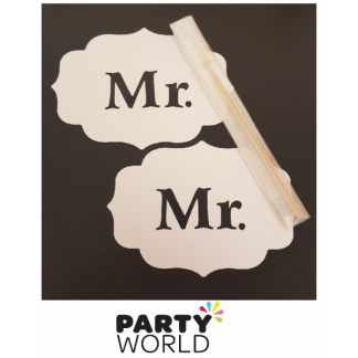 MR & MR Card Photo Props (2)