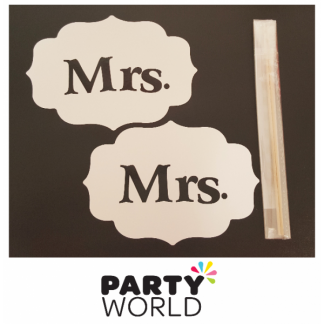 MRS & MRS Card Photo Props (2)
