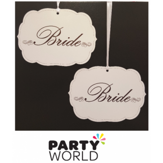 Bride & Bride Hanging Decorations