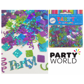 Party Metallic Confetti - 14g