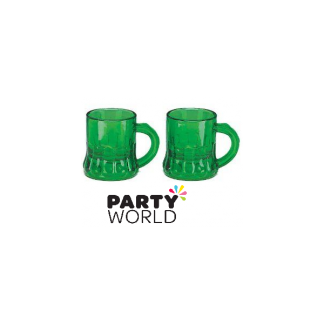 St. Patrick's Day Shot Glasses (4)
