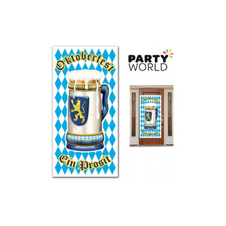 Oktoberfest Banner - Door / Wall Cover