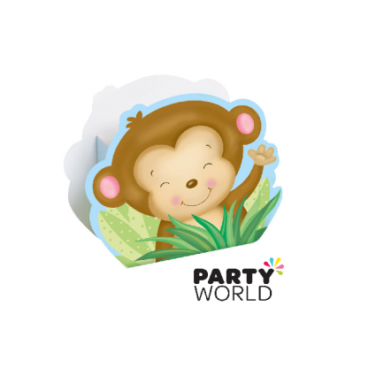 Monkey Favor Boxes - Boy (8)