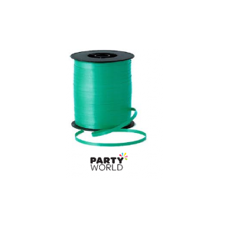 Emerald Green Curling Ribbon 457m