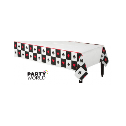 Place Your Bets Casino Table Cover