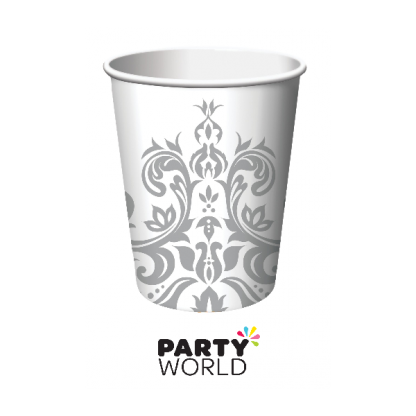 Damask Paper Cups (18)